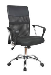 Офисное кресло Оливия D,  черный